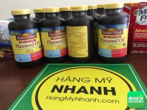 Tinh dầu hạt lanh của Mỹ - sản phẩm chăm sóc sức khỏe và phòng ngừa ung thư hiệu quả.
