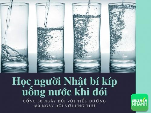 Học người Nhật bí kíp uống nước khi đói: Uống 30 ngày đối với tiểu đường, 180 ngày đối với ung thư, 468, Tố Uyên, Cẩm Nang Sức Khỏe, 11/05/2017 13:52:54