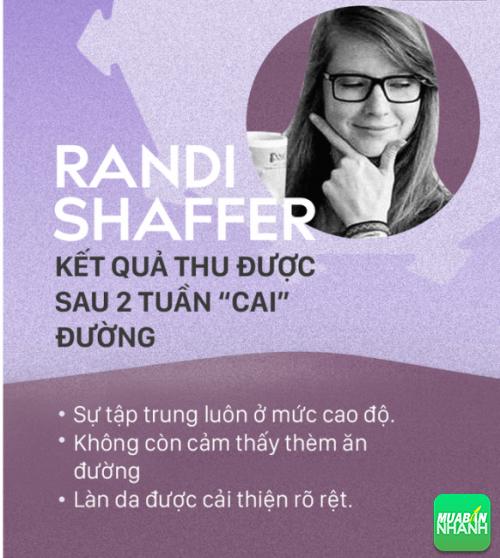 Randi Shaffer - 2 tuần với cơn