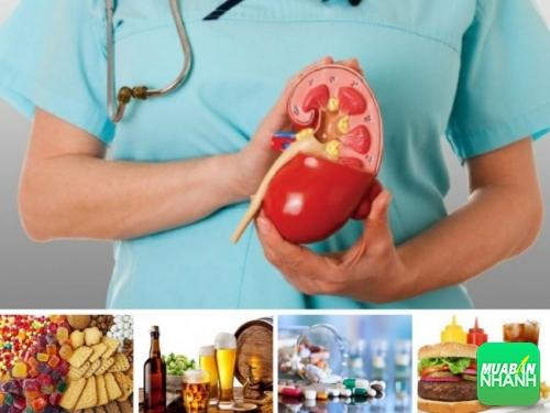 Cảnh báo - Điểm mặt những thực phẩm ăn vào chỉ khiến thận hư