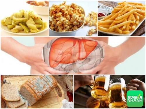Cảnh báo - Top 10 thực phẩm chắc chắn gây ung thư gan, 492, Phương Thảo, Cẩm Nang Sức Khỏe, 19/06/2017 14:08:50