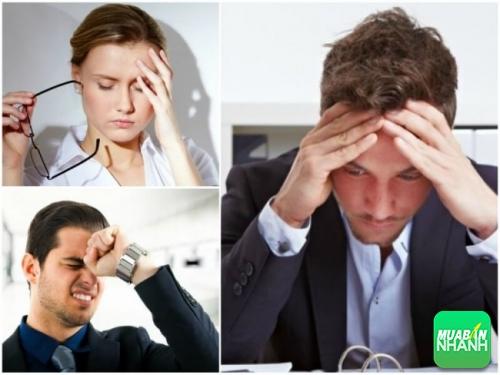 Triệu chứng đau đầu ảnh hưởng đến sức khỏe, công việc và chất lượng cuộc sống của bạn.