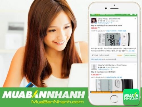 Mua bán máy đo huyết áp tại MuaBanNhanh