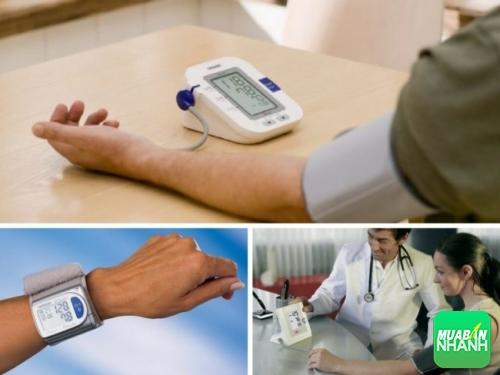 Máy đo huyết áp giá rẻ: Sử dụng máy đo huyết áp tại nhà đúng cách