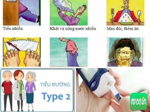 Biểu hiện của bệnh tiểu đường tuýp 2 (type 2), 529, Phương Mai, Cẩm Nang Sức Khỏe, 24/08/2017 13:45:16