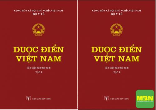 Download Dược Điển Việt Nam 5 PDF trọn bộ (tập 1, tập 2) miễn phí, 575, Ngọc Diệp, Cẩm Nang Sức Khỏe, 30/07/2021 14:55:34