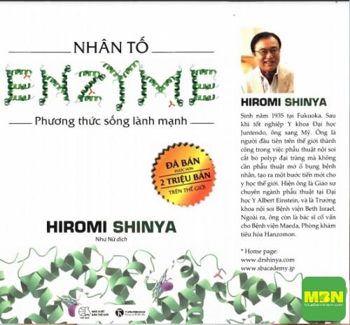 Download sách nhân tố Enzyme PDF, 576, Ngọc Diệp, Cẩm Nang Sức Khỏe, 30/07/2021 16:42:20