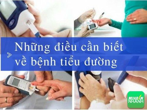 Những điều cần biết về bệnh tiểu đường, 463, Mai Tâm, Cẩm Nang Sức Khỏe, 04/05/2017 14:16:59